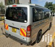 Toyota Hiace 2008 Silver   Buses & Microbuses for sale in Nairobi, Nairobi Central