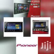 PIONEER AVH A105DVD MEDIA RECEIVER WITH DVD PLAYER | Vehicle Parts & Accessories for sale in Nairobi, Nairobi Central