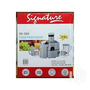 Signature 5 In 1 Food Processor/Juicer | Kitchen Appliances for sale in Nairobi, Nairobi Central
