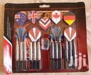 12 Wm Steel Dart With 14 Country Flight Sets | Sports Equipment for sale in Kiambu, Township C