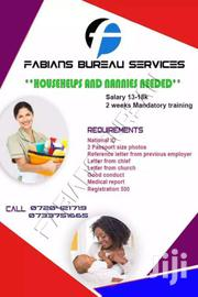 Trained Nannies And House Keepers | Childcare & Babysitting Jobs for sale in Nairobi, Karen