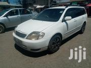 Toyota Fielder 2005 White | Cars for sale in Nakuru, Viwandani (Naivasha)