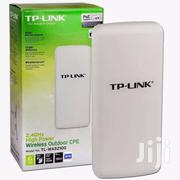 TP-LINK TL-WA7210N 150MBPS WIRELESS ACCESS POINT- WHITE | TV & DVD Equipment for sale in Nairobi, Nairobi Central