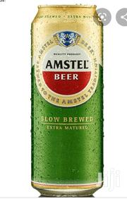 Alcohol...Amstel Beer | Meals & Drinks for sale in Mombasa, Tudor