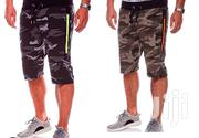 Men Shorts Camo Brown And Gray | Clothing for sale in Nairobi, Nairobi West