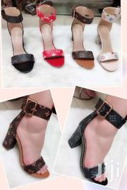 Latest Gucci Chunky Heels All Stocked | Clothing for sale in Nairobi, Nairobi South