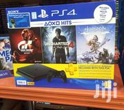 Ps4 Hits Bundle Ps4 Slim 500GB With Gran Turismo And God  Of War | Video Game Consoles for sale in Nairobi, Nairobi Central
