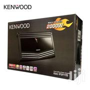 New Kenwood KAC-PS917D Mono 2000W Car Amplifier Delivery Installation | Vehicle Parts & Accessories for sale in Nairobi, Nairobi Central
