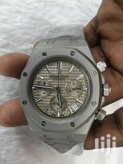 Grey Chrono Audemars Pigeut Quality Timepiece | Watches for sale in Nairobi, Nairobi Central