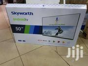 Super Cool 50 Skyworth Smart TV Android Wi-fi Enabled. We Deliver Too"