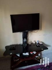 Tv Stand Glass Plated | Furniture for sale in Nakuru, Menengai West