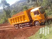 Shacman Truck 336 10 Wheeler Tipper For Hire Including Driver | Automotive Services for sale in Nairobi, Kilimani