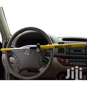 Vehicle Steering Wheel Lock Secure And Reliable Delivery | Vehicle Parts & Accessories for sale in Nairobi, Nairobi Central
