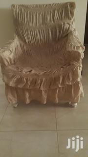 Hardwood Single Seater (2 Nos) Sofa For Sale | Furniture for sale in Nairobi, Parklands/Highridge
