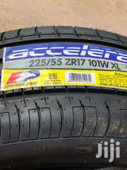 225/55/17 Accerera Tyres Is Made In Indonesia | Vehicle Parts & Accessories for sale in Nairobi, Nairobi Central