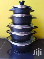 Granite Coated 10pcs Quality Set | Home Appliances for sale in Kajiado, Ongata Rongai