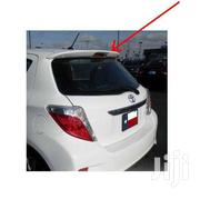 NCP130: Toyota Vitz (New Shape) Boot Spoiler: For Yr2012/14 | Vehicle Parts & Accessories for sale in Nairobi, Nairobi Central