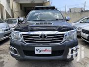 Toyota Hilux 2013 SR 4x4 Black | Cars for sale in Mombasa, Jomvu Kuu