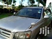 Toyota Kluger 2006 Gray   Cars for sale in Kisumu, Ahero