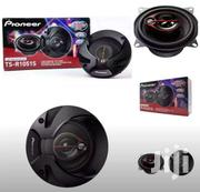 PIONEER TS-R1051S COAXIAL SPEAKERS 4 DEEP BASS 3 WAY SPEAKER 210W"