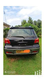 Mitsubishi Outlander 2.4 Comfort 2005 Black | Cars for sale in Nairobi, Westlands