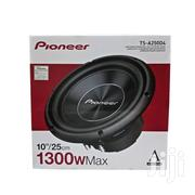 TS-A250D4 - Car Subwoofers-1300w DOUBLE COIL   Vehicle Parts & Accessories for sale in Nairobi, Nairobi Central
