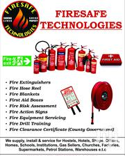 Fire Extinguishers & Servicing - Kiambu County | Safety Equipment for sale in Kiambu, Thika