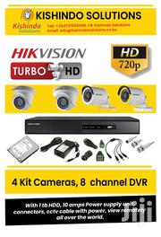 4 HD CCTV Cameras Kit | Security & Surveillance for sale in Mombasa, Miritini