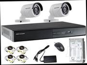 Cctv Installation 4 Cameras.We Do Installation From 1 To As Many | Security & Surveillance for sale in Kiambu, Thika