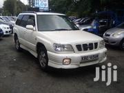 Subaru Forester 2003 White | Cars for sale in Nairobi, Nairobi Central