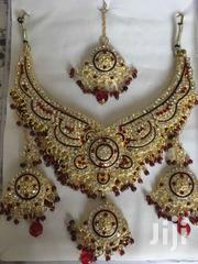 Indian Jewelry. Set Of Earings, Bindi And Necklace. 2500 For Each Set | Jewelry for sale in Nakuru, Nakuru East