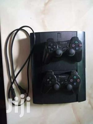Superslim Playstation 3 With 2 Pads 10 Games