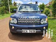 Land Rover LR4 2012 HSE LUX Blue | Cars for sale in Nairobi, Nairobi Central