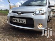 Toyota Sienta 2012 Silver | Cars for sale in Kiambu, Township E