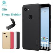 Google Pixel 3a 3XL Xl Nilkin Frosted Shield Hard Protective Backcover | Accessories for Mobile Phones & Tablets for sale in Nairobi, Nairobi Central