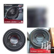 PIONEER TS-W306R SUBWOOFER POWERED RMS POWER 350 W | Vehicle Parts & Accessories for sale in Nairobi, Nairobi Central
