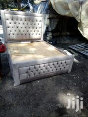 Deep Buttoned Bed | Furniture for sale in Nairobi, Nairobi Central