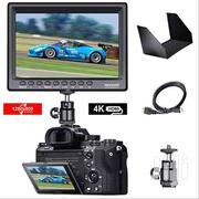 Neewer F100 7-inch 4k 1280x800 IPS Screen Camera Field Monitor | Cameras, Video Cameras & Accessories for sale in Nairobi, Nairobi Central
