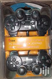 Ucom Double Dual Shock Game Pad | Video Game Consoles for sale in Nairobi, Nairobi Central