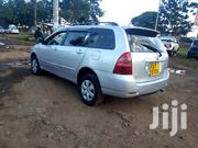 Toyota Fielder 2005 Silver | Cars for sale in Kiambu, Hospital (Thika)