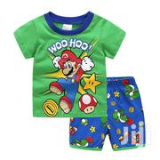 Cartoon Summer Leisure Clothing Sets for Kids | Children's Clothing for sale in Nairobi, Nairobi Central