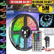 Color Strip LED Light LED 5M Waterproof Flexible Tape Lights | Stage Lighting & Effects for sale in Nairobi, Ngara
