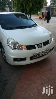 Nissan Wingroad 2011 White | Cars for sale in Embu, Central Ward