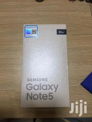 Samsung Galaxy Note 5 32 GB Blue   Mobile Phones for sale in Nairobi, Westlands