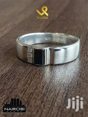 Men Ready Made Double Walled Sterling Silver Wedding Ring | Jewelry for sale in Nairobi, Nairobi Central