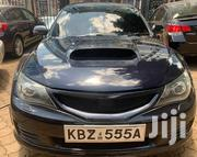 Subaru Impreza 2008 Black | Cars for sale in Nairobi, Kileleshwa
