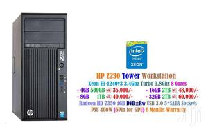 CPU HP Z420 Workstation Tower Xeon Z230 SSD Nvidia Quadro Gaming Omen