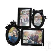 Picture Frame* 4 Pieces* Black*Ksh 1400 | Home Accessories for sale in Nairobi, Kilimani