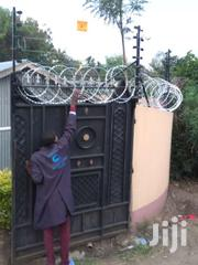 Electric Fence, Razor Wire, Alarm Systems And Biometric | Safety Equipment for sale in Kisumu, Market Milimani