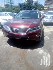 Lexus RX 2012 450H FWD Red | Cars for sale in Nairobi, Parklands/Highridge